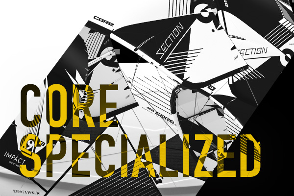 core-specialized